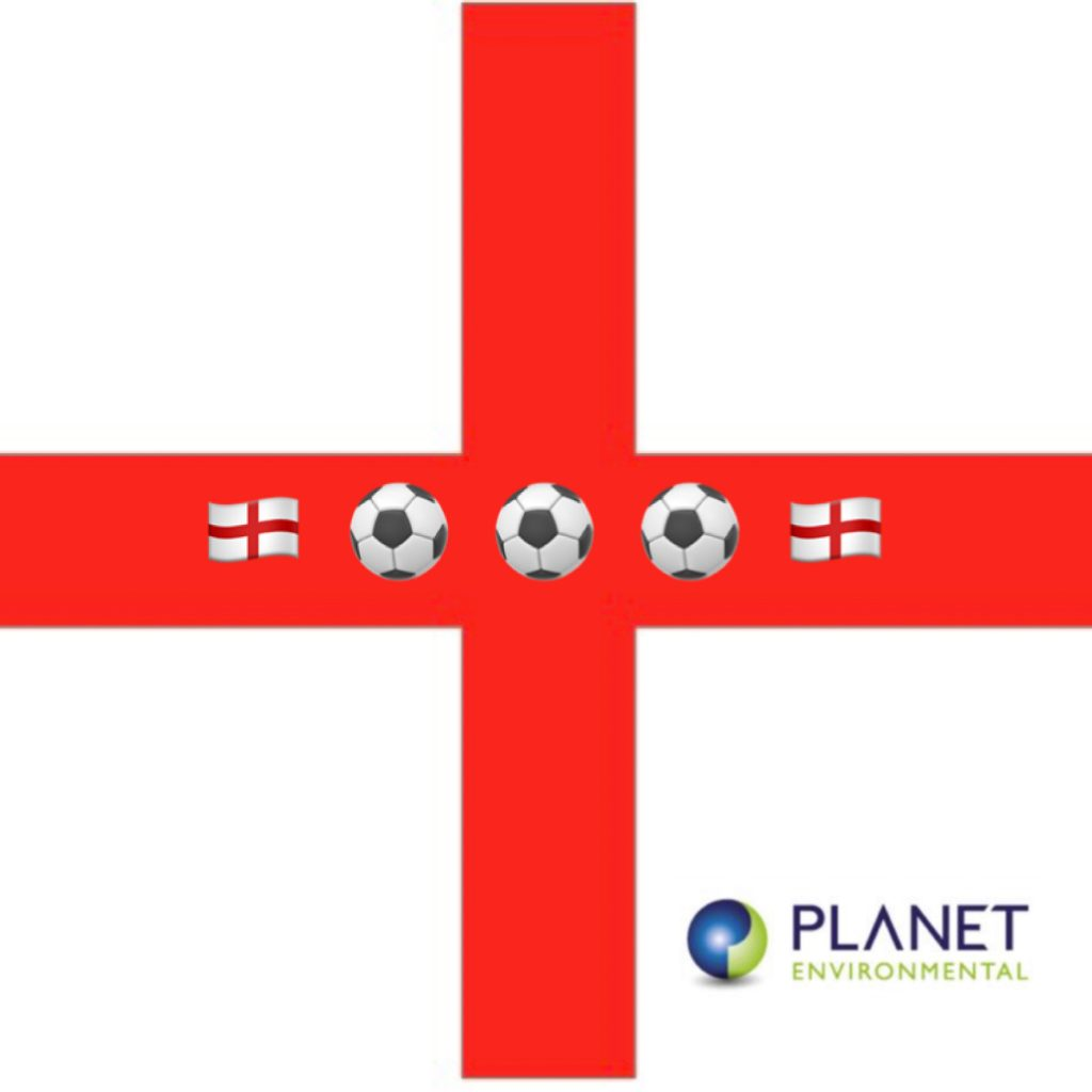 Supporting England FC
